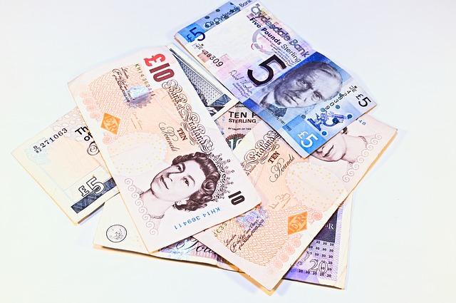bankovky libry