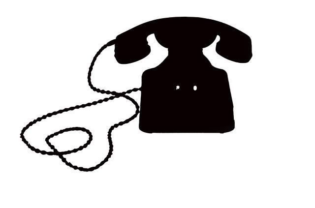 pevná telefonní linka